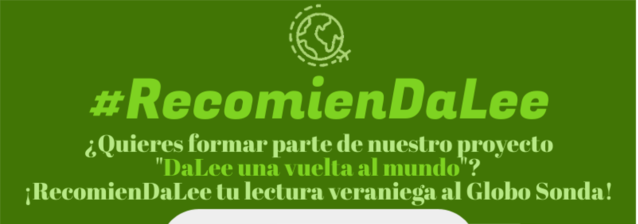 #RecomienDaLee